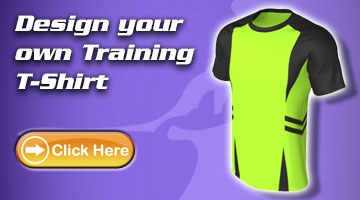 Design your own Training T-Shirt