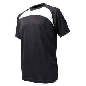 Training T-Shirt: Black & White